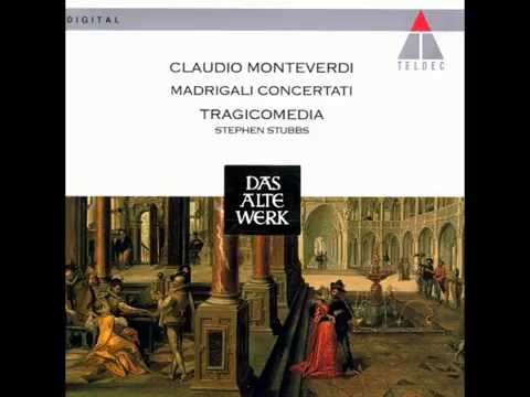 Monteverdis lamento della ninfa compositional
