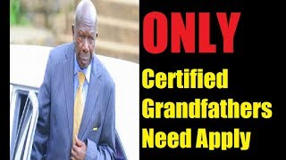 Only Grandfathers Can Safeguard Public Funds Now?