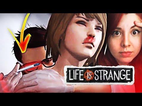 PRECISO SALVAR A CHLOE MAS EU VOU MORRER? - LIFE IS STRANGE