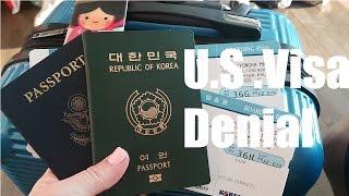 Our U.S. Visa Denial- U.S. Embassy in Korea / AMWF Video
