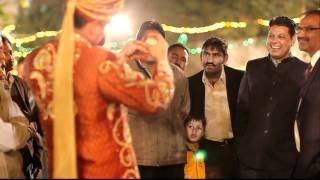 Aku Wedding  ..... Bret With Narayan Singh Ji At Churu, Rajasthan, India