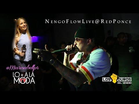 Ñengo Flow Live @ Red Ponce @Marisabellpr