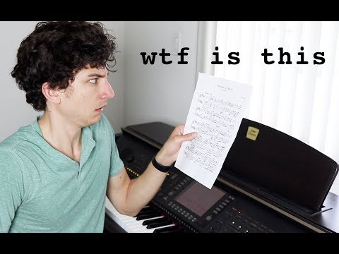 When The Sheet Music Is Too Difficult