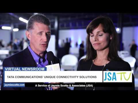 NJFX 2016 Launch - Tata Communications Invests in NJFX