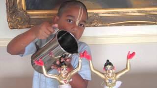 How to Clean - Bath Brass, Copper & Silver Deities / Paraphernalia
