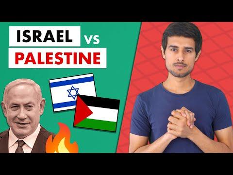 Israel Palestine Conflict Explained   Al-Aqsa Mosque   Jerusalem   Gaza   Dhruv Rathee