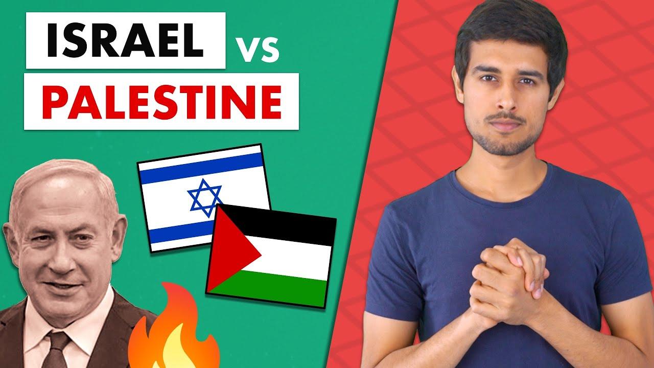 Israel Palestine Conflict Explained | Al-Aqsa Mosque | Jerusalem | Gaza | Dhruv Rathee