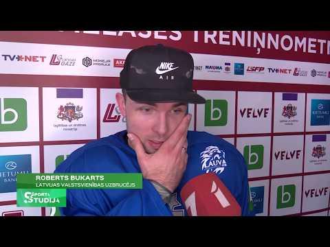 Roberts Bukarts pievienojas hokeja izlasei