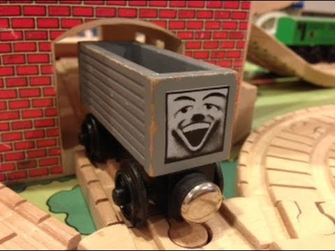 White Face Troublesome Truck Review Thomas Wooden Railway Discussion 55