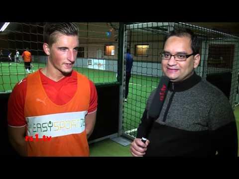 2014-01-03 Interview mit FC Remscheid Neuzugang Francesco La Rosa