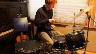 Foals - Blue Blood Drum Cover