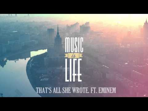 HIP HOP ►► ft. Eminem That's All She Wrote ►► HD ►►HQ download free 2013