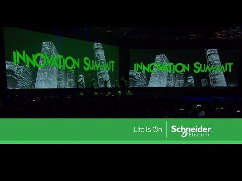 Innovation Summit Paris 2018 - Retour sur l'événement - Schneider Electric