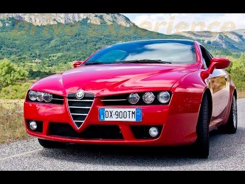 Does the 1750 Tbi Engine make Brera a better Alfa Romeo? Davide Cironi answers (SUBS)