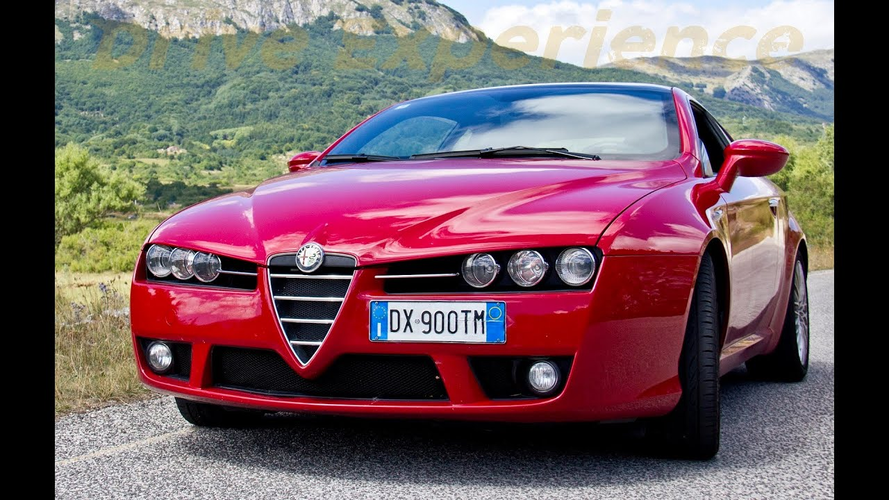 alfa romeo brera 1750 tbi davide cironi drive experience eng subs youtube. Black Bedroom Furniture Sets. Home Design Ideas