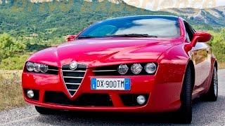 Does the 1750 Tbi Engine make Brera a better Alfa Romeo? Davide Cironi answers (SUBS)