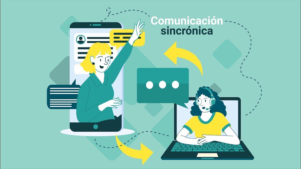 Comunicación sincrónica - YouTube
