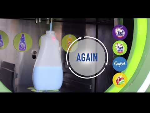 HUL's 'Smart Fill' machine empowers consumers to reduce plastic waste