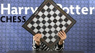 Harry Potter Chess Sets and How to play Chess