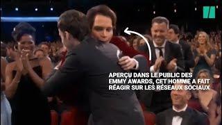 Emmy Awards 2018: Un personnage de fiction s'est glissé dans le public
