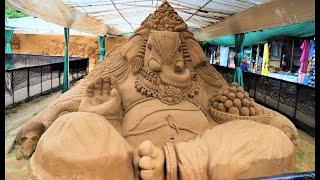 Mysore Sand Sculpture Museum | Mysore Travel Diaries | Places to visit in Mysore