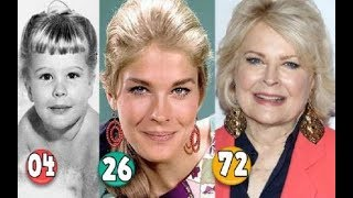 Candice Bergen ♕ Transformation From 03 To 72 Years OLD
