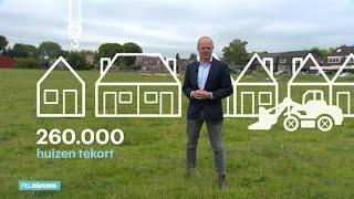 Waarom niet iedereen in Nederland een dak boven het hoofd heeft - RTL NIEUWS