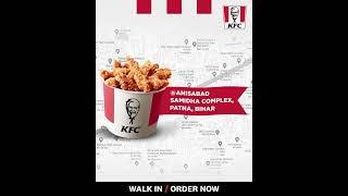 KFC Anisabad is back!