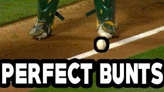 MLB: Perfect Bunts (HD)