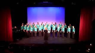 Auckland Girls' Choir - Sing Sing a Song