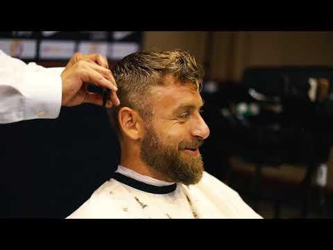 Daniele De Rossi - Title Town Barbershop