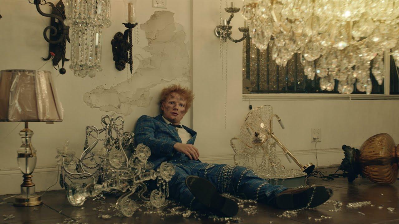 PlayTube Music: Ed Sheeran - Shivers [Official Music Video]