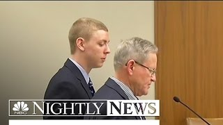 Judge Criticized For Light Sentence In Stanford Sexual Assault Case | NBC Nightly News