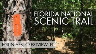Florida National Scenic Trail (FNST) – SR 85 Trailhead to Pearl Creek – Pearl Campsite