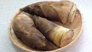 たけのこのゆで方(あくの抜き方・下処理) - How to boil Bamboo Shoots (Takenoko) thumbnail