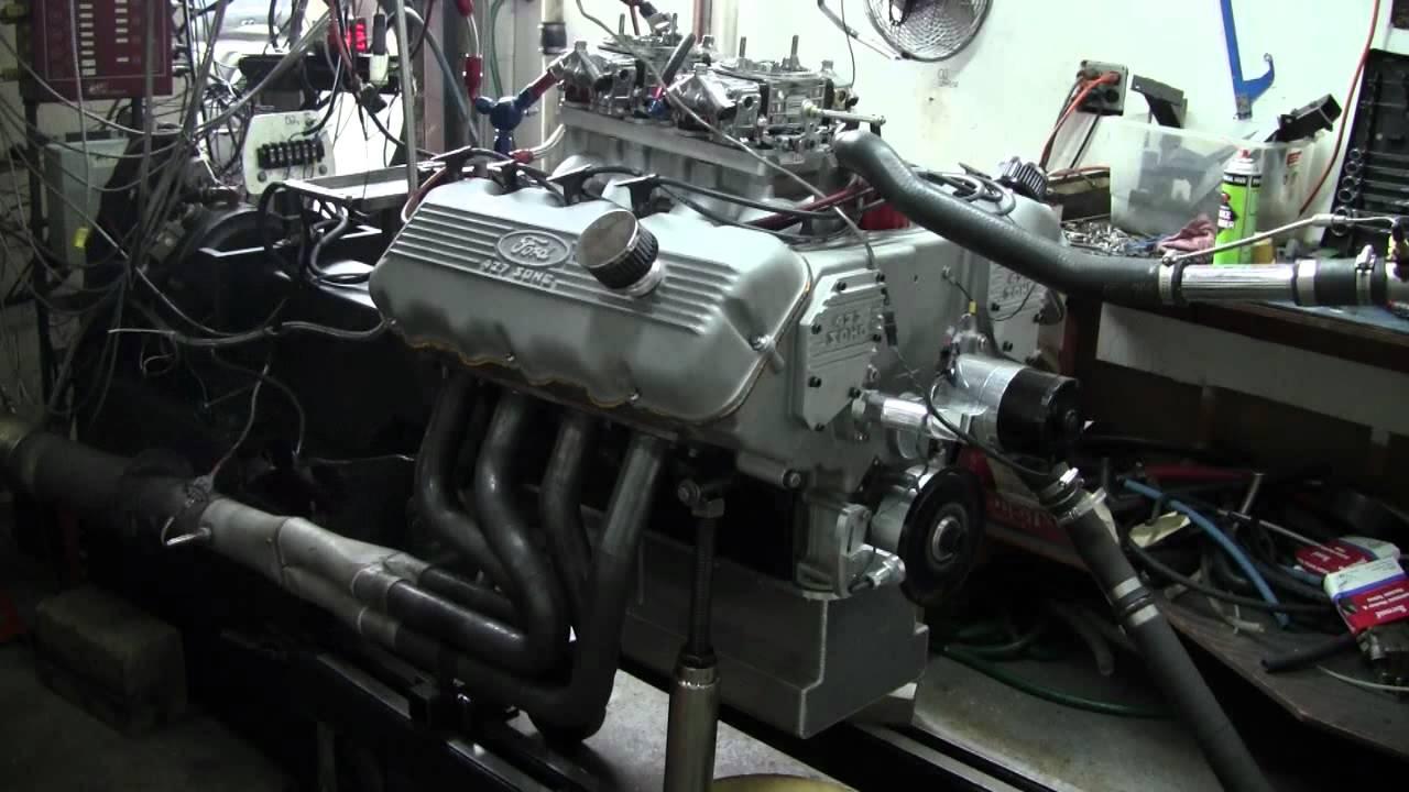 Maxresdefault on Ford 427 Sohc Motor