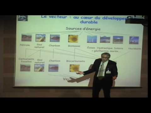 Conférence au Visiatome : Myrte :  stocker l'énergie solaire grâce à l'hydrogène
