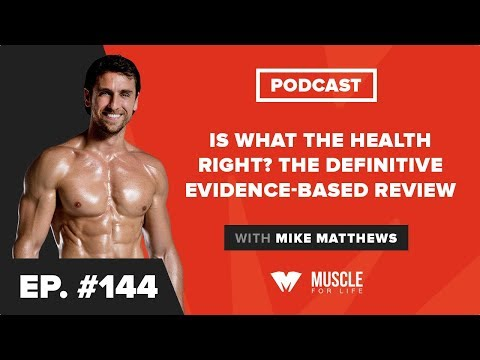 "Is ""What the Health"" Right? The Definitive Evidence-Based Review"