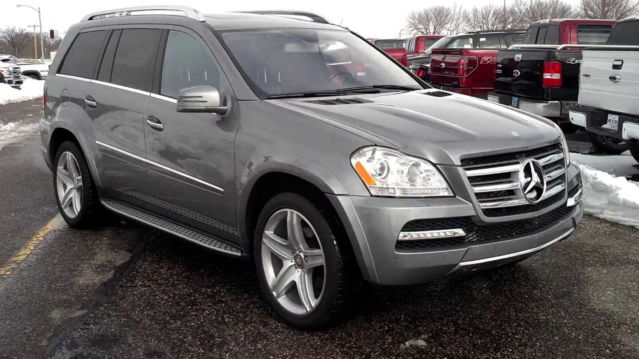Image gallery 2011 mercedes gl550 for Mercedes benz gl550 used