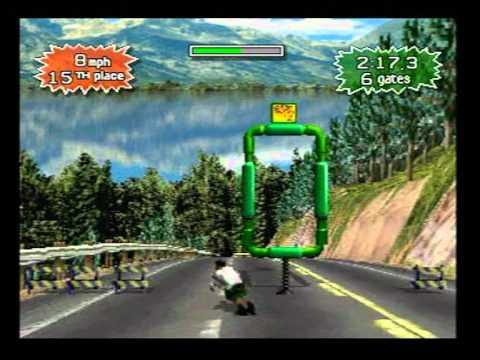 Espn Extreme Games Playstation 1 Demo Demo1 Youtube