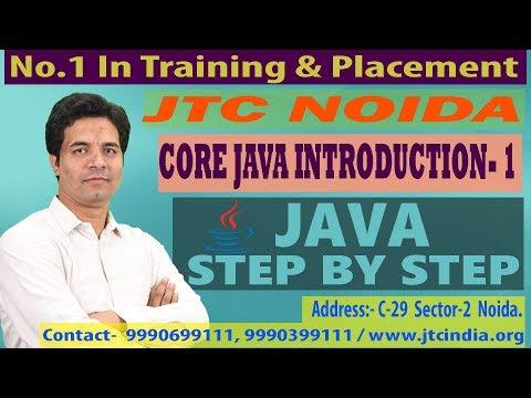 core-java--9-:java-introduction-in-depth-|-scjp-/-ocjp-by-som-sir-part-1