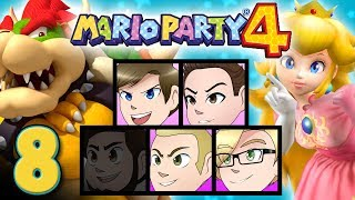 Mario Party 4: Dad's Puzzle Solving - EPISODE 8 - Friends Without Benefits