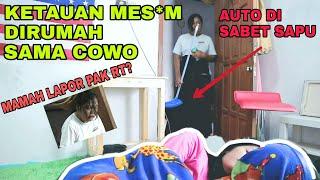 Gambar cover PRANK KETAWAN TIDUR BERDUA SAMA COWOK DIKAMAR | SAMPE MANGGIL PAK RT DAN HAMPIR DIARAK SEKAMPUNG!!