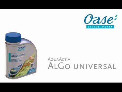 Oase Teichpflege Algen Bekampfen Aquaactiv Algo Universal