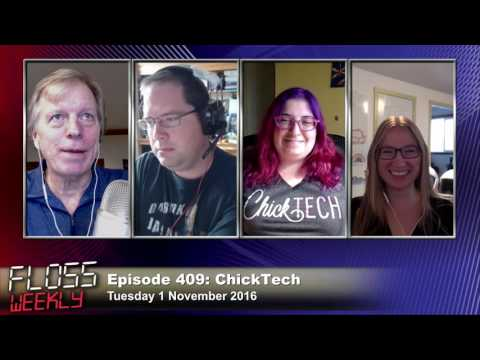 Floss Weekly 409: ChickTech