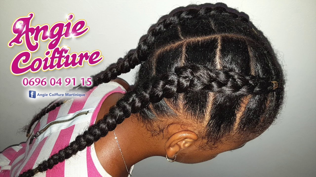 Angie Coiffure Martinique Oceane 1 Youtube
