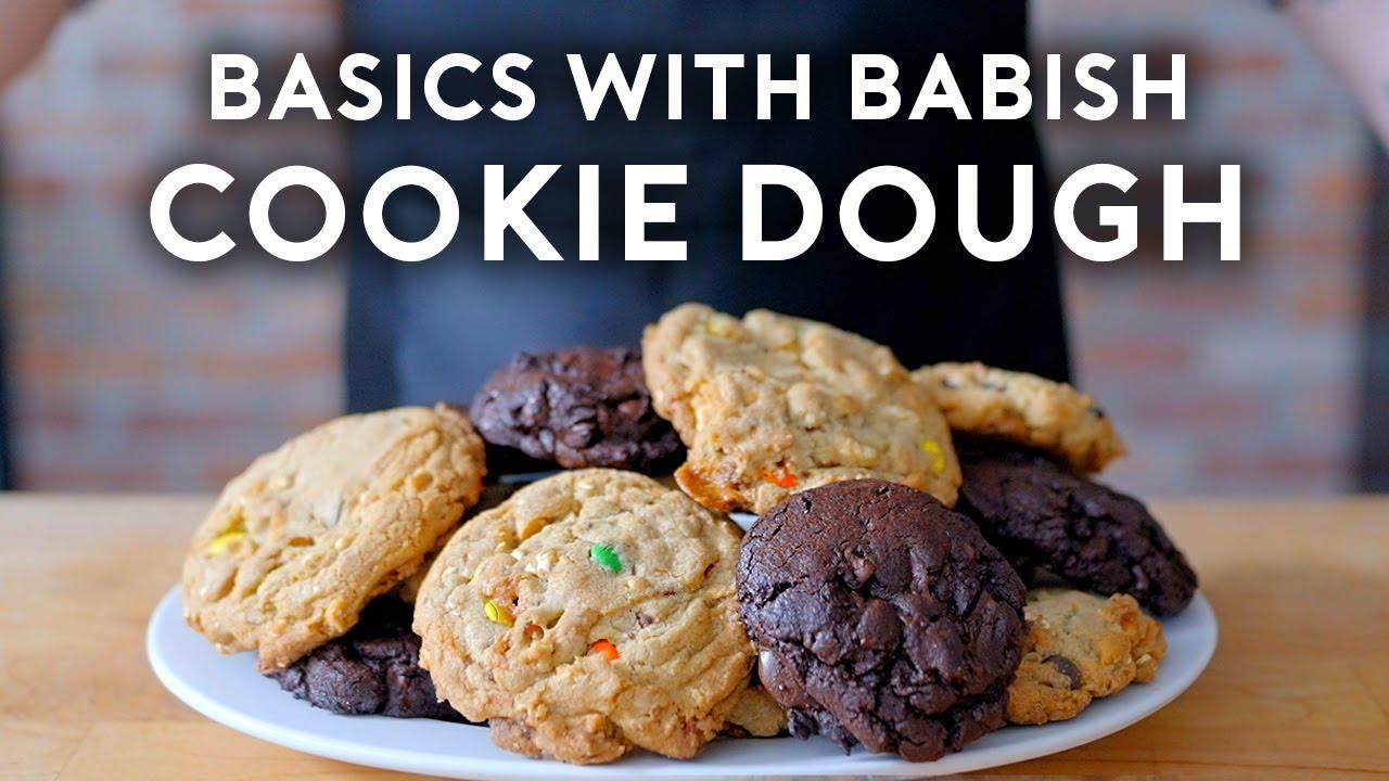 Cookie Dough | Basics with Babish