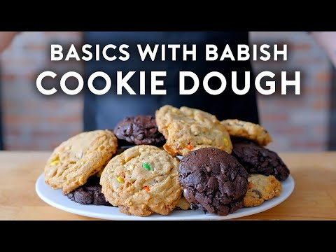 Cookie Dough   Basics with Babish