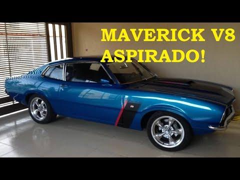 MAVERICK V8 ASPIRADO ACELERANDO FORTE