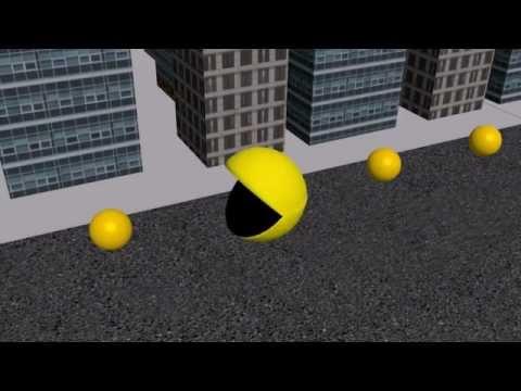 Pac-Man City